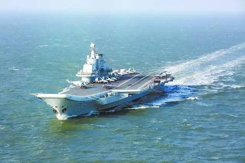 警告? 辽宁舰回程时将真正绕行台湾一周