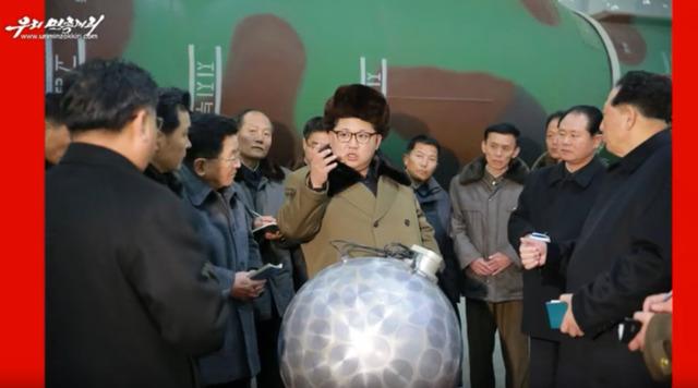 朝鲜最狂欧巴金正恩 回顾2016政绩