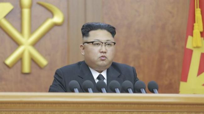 """金正恩称朝鲜远程导弹试射""""收尾阶段"""""""