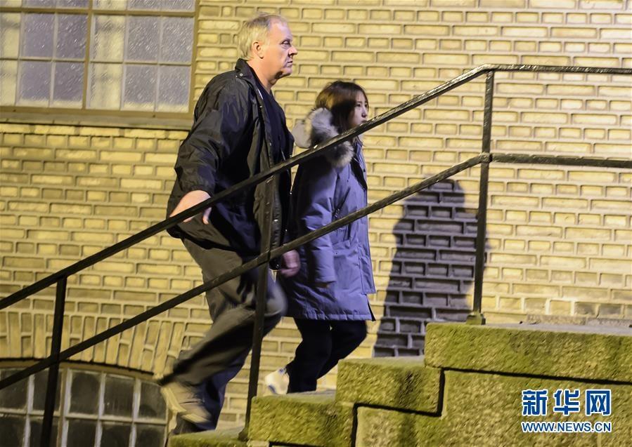 崔顺实之女在丹麦被拘 住所曝光