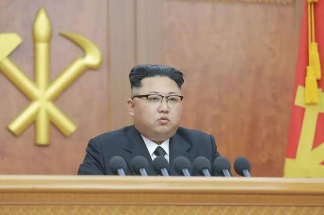 2017开年朝鲜就送了一份大礼