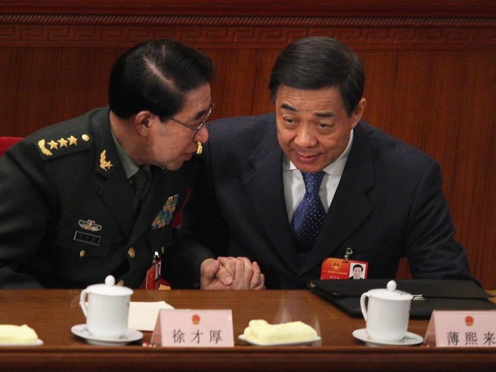 """北京观察:40年后首提""""政治阴谋活动"""""""