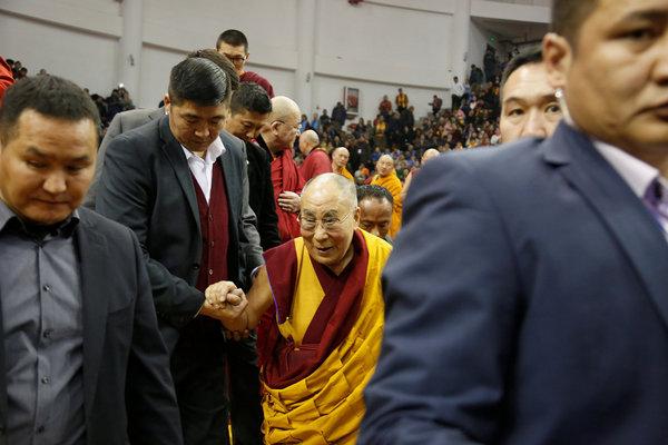 蒙古不再欢迎达赖喇嘛 切割数百年文化纽带