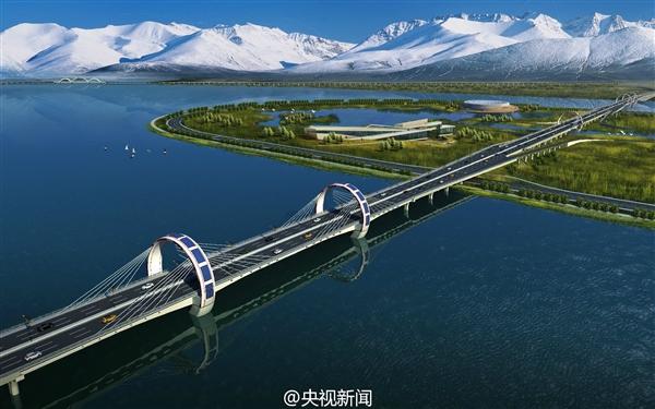 中国又一超级工程    海拔最高老外惊叹