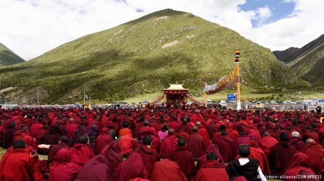中国强化西藏边境的安全管理