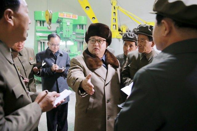 韩军成立特种部队 目标狙击金正恩