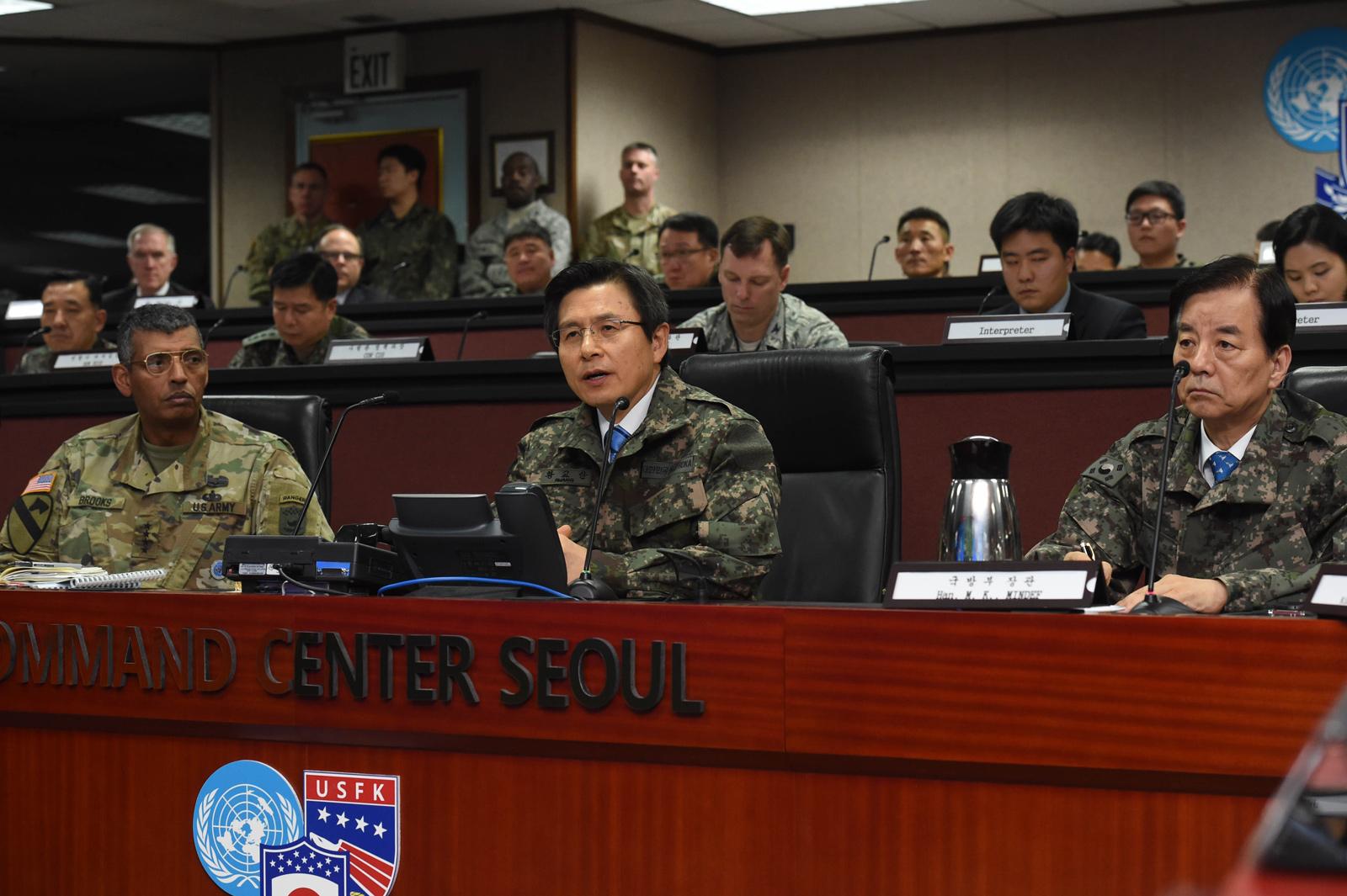 """韩全面动员忙""""萨德""""两机构忧中韩经贸"""