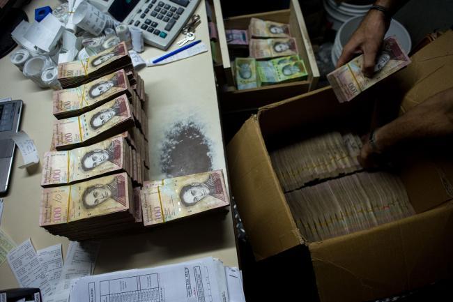 5年来首次!委内瑞拉发行50亿美元国债