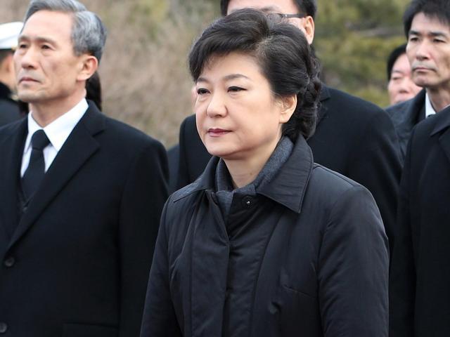 朴槿惠为什么忽然否认全部指控?