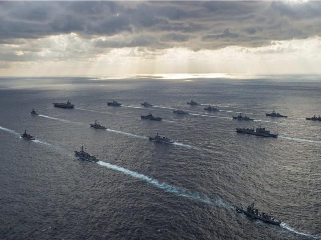 解放军杀手锏   把美国航母逼入绝境