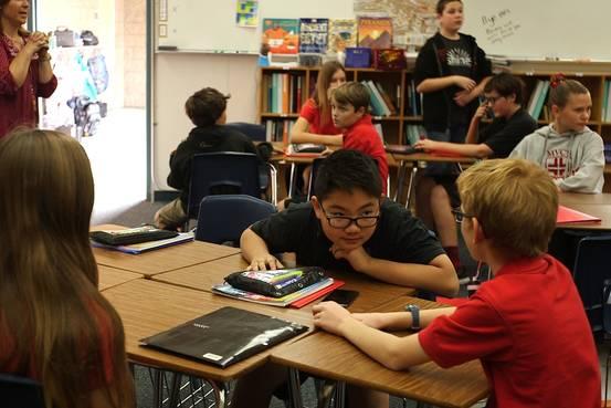 一个11岁中国小学生的美国求学记
