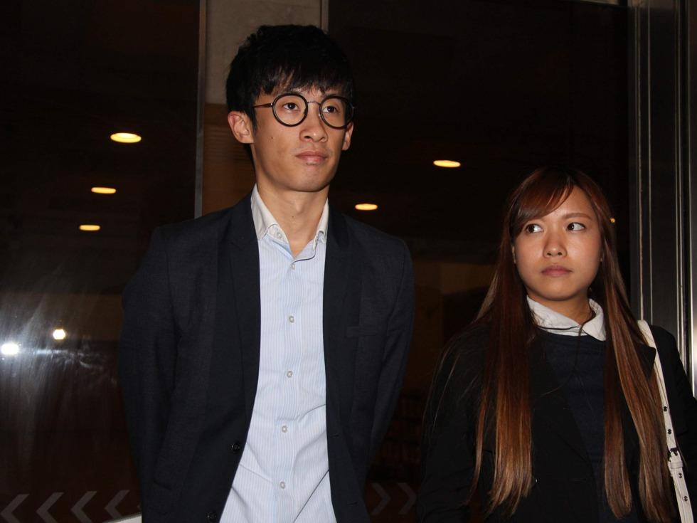 美领事批人大香港释法:是不幸的
