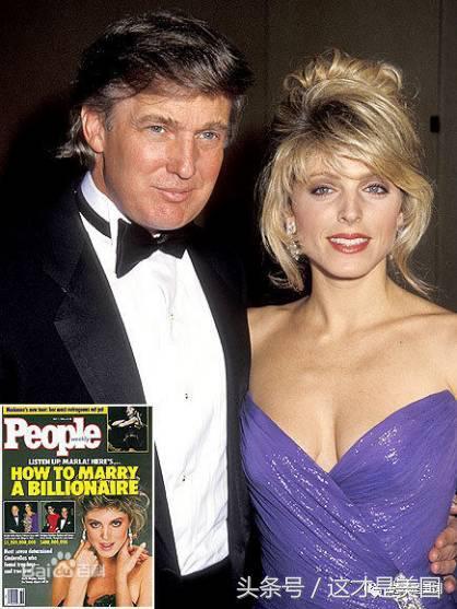 细数特朗普婚外情的12345:这些新总统绝不想你知道(组图)