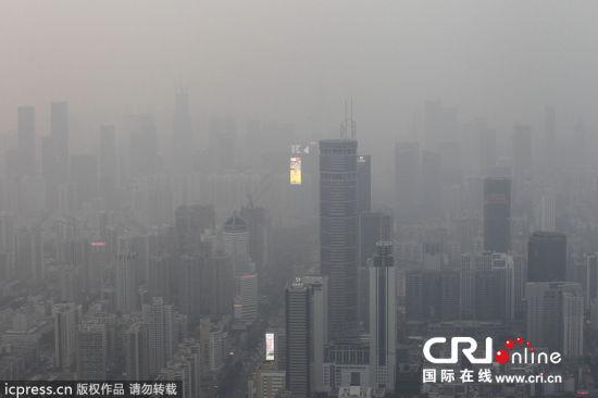 深圳治霾18年   雾霾日从187天减至27天