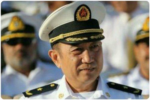 军方高层异动 海军司令换人南部战区易将