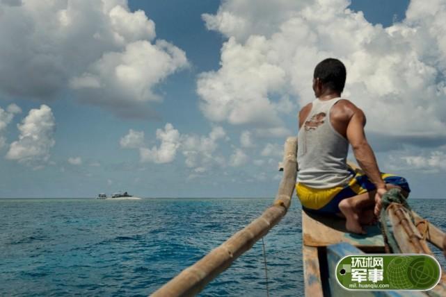 菲律宾外长:美阻中国南海建设为自身利益