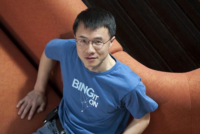 他是硅谷最有权势华人 今加盟百度成总裁