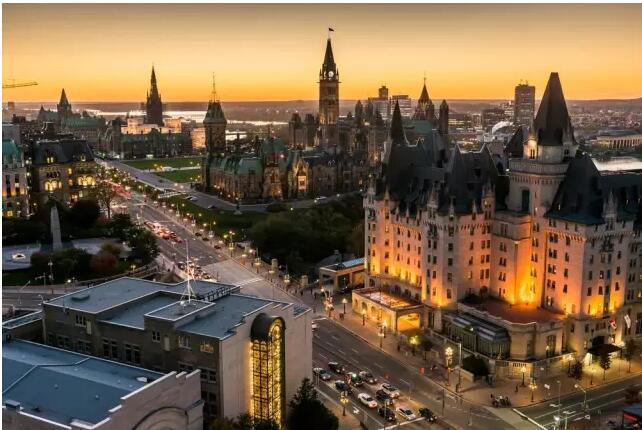 渥太华新玩法 | 首都的魅力你真的懂吗?