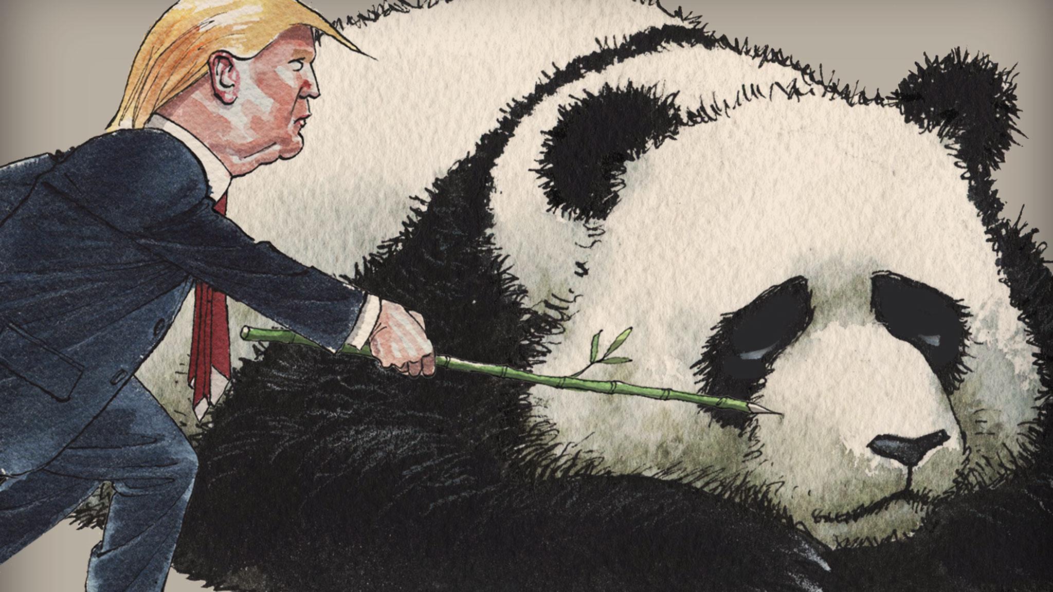 在华美企游说川普:降调吧 中国真会报复
