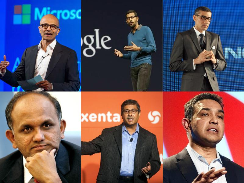 微软内斗是硅谷缩影 华人为何不敌印度人?