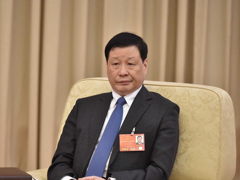 成功上位 应勇当选上海市长