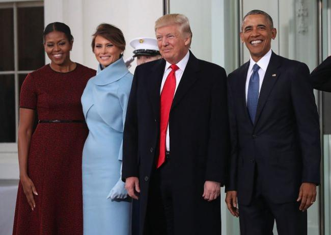 实况:川普总统就职典礼全程