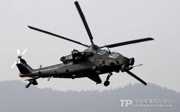 陆航某团直升机夜训练坠毁 2飞行员牺牲