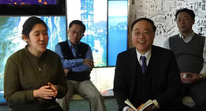 陆客不来了 台湾观光局长却被一封信感动