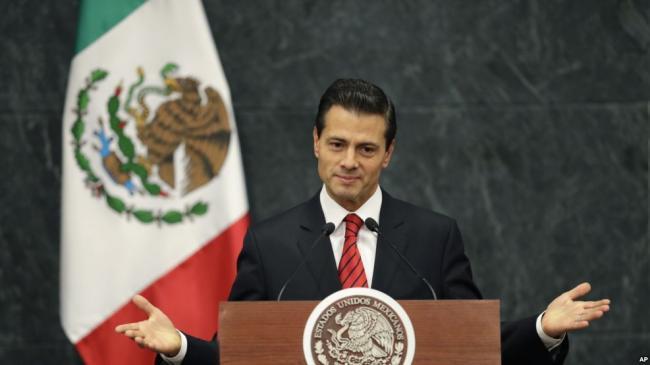 川普將會見墨西哥總統談移民和貿易