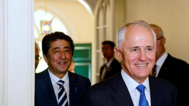 向中国招手    澳洲挽救TPP