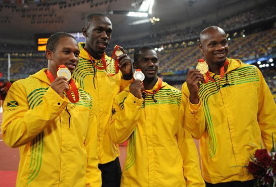 重磅!博尔特 08奥运接力金牌被剥夺
