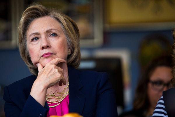 """""""我会回来""""希拉里拟准备第三次总统竞选"""