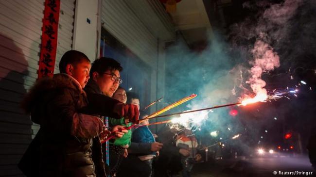 炮声带来雾霾    北京空气质量极差