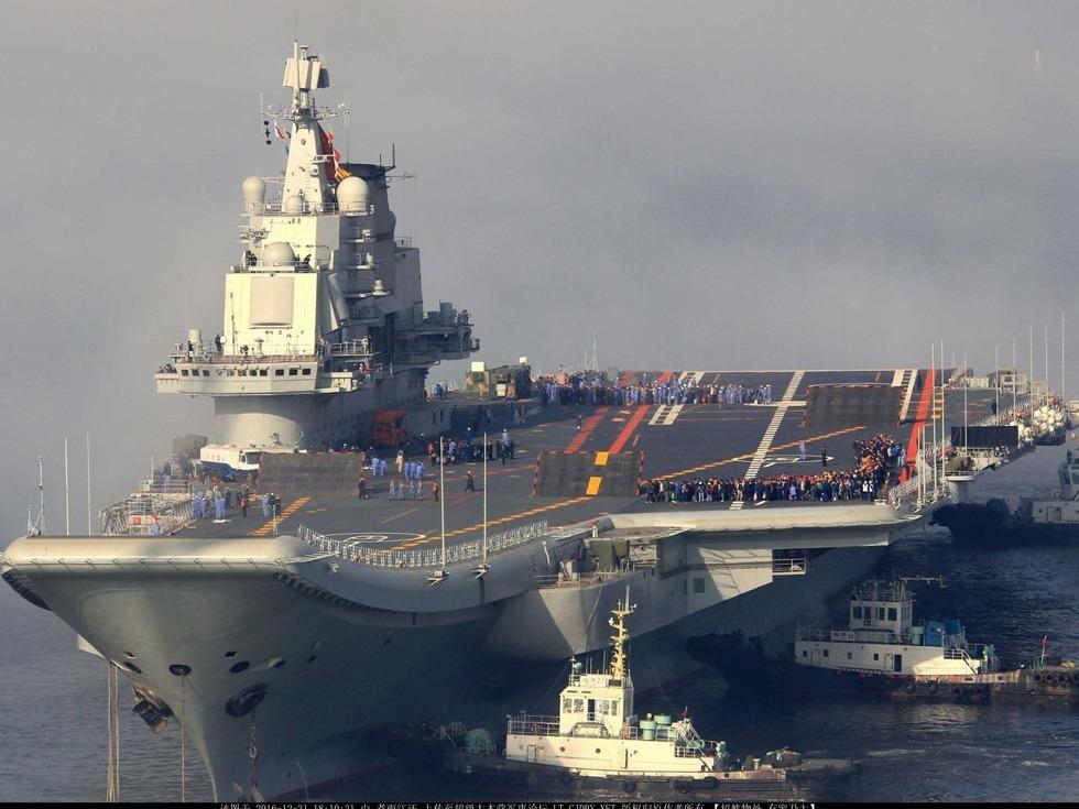 曝中国首艘国产航母或二季度下水
