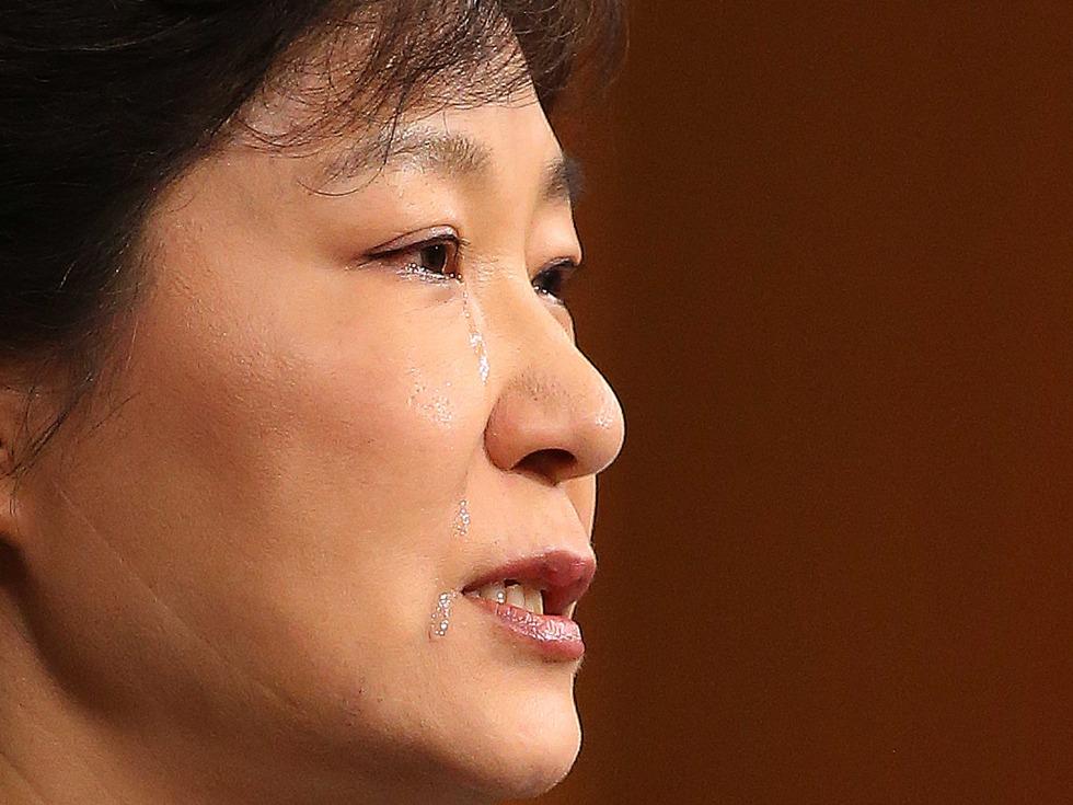 朴槿惠再添爆料 被抖出竟有私生女