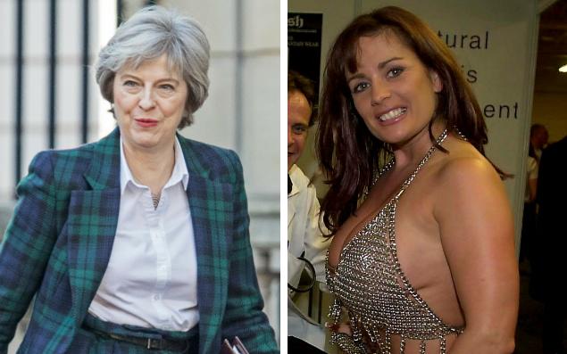 白宫闹乌龙:错认英国首相成了色情演员