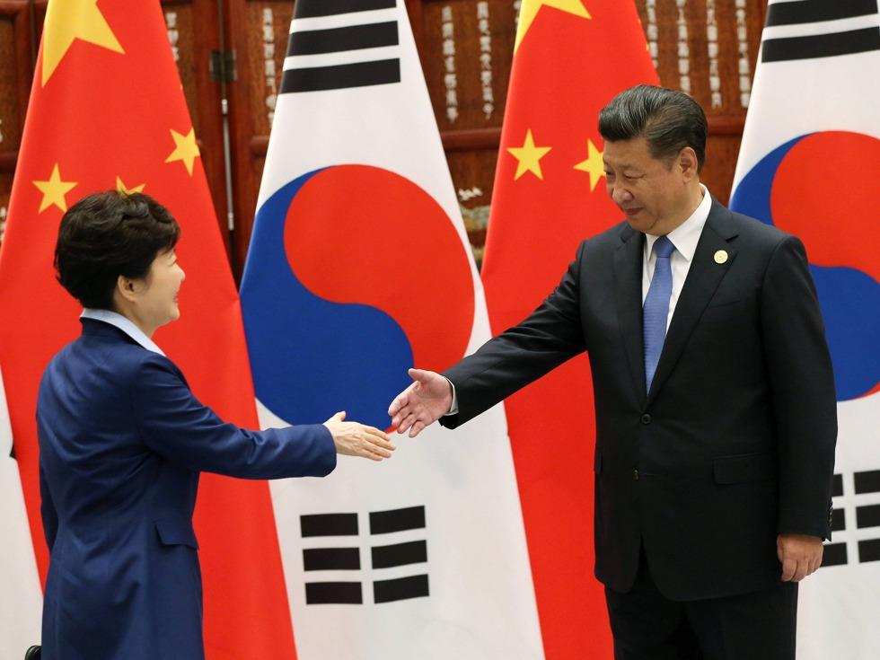 美韩萨德新声明引发中国迄今最强警告