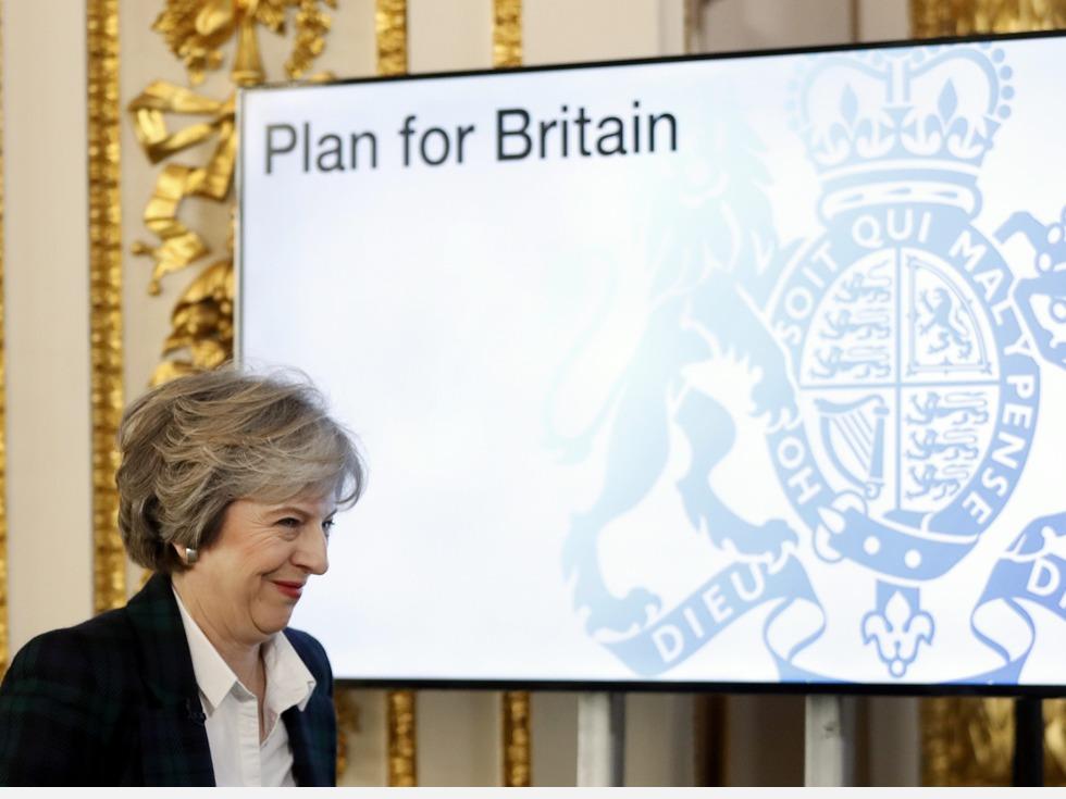 英国脱欧进展远超预期 谈判准则迅速出台