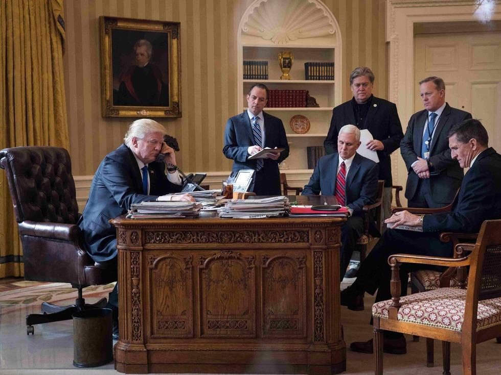 取消对俄制裁?美副总统开条件