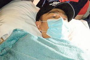刘德华不忍妻子奔波 申请出院遭医生拒绝