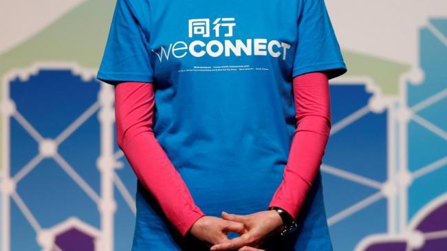 传张德江声明    她是中央的唯一人选