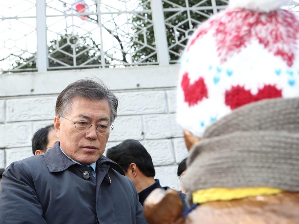 韩国大选 文在寅一枝独秀 萨德部署有变数