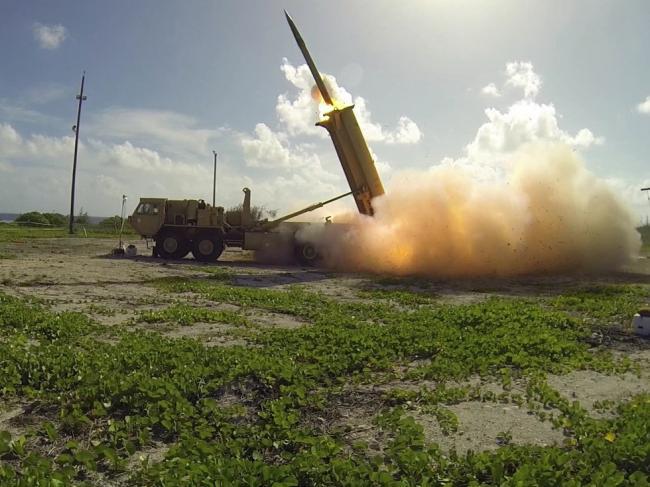中国遭铁桶围困?日美联合反导试验成功