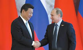 中俄关系不铁  川普乘机离间