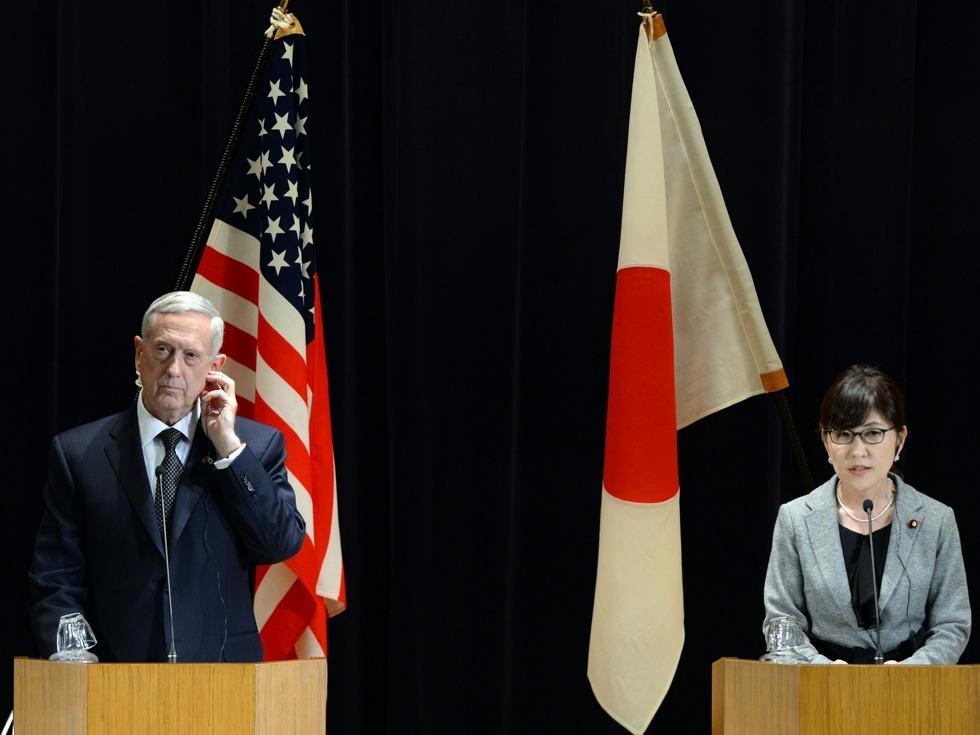 """美国轮番""""许愿""""钓岛 日本何必期待川普"""