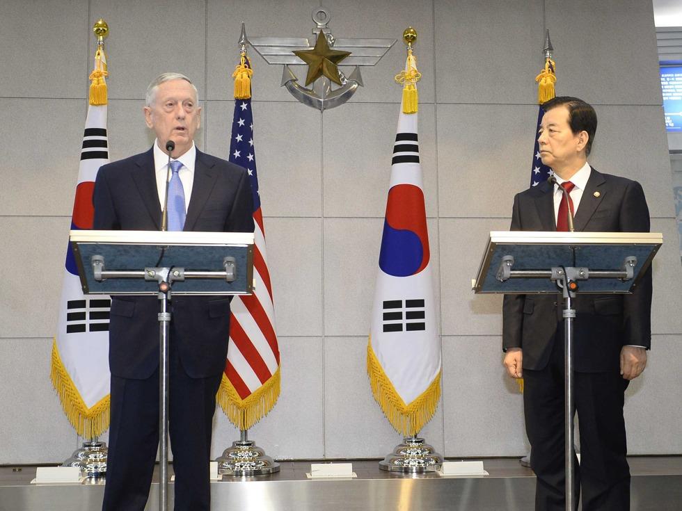 紧急承诺萨德 韩国会被川普杀鸡儆猴吗?