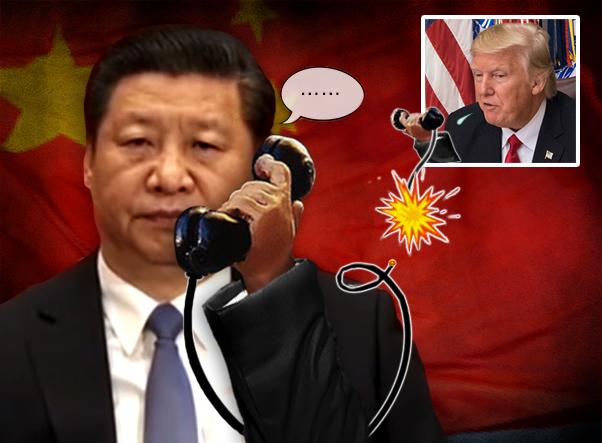 川普没跟习近平通电话 写信祝他新年好
