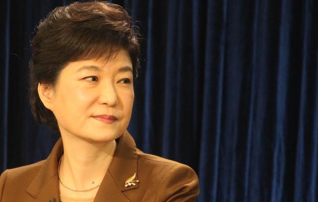 朴槿惠失势 南韩执政党改名