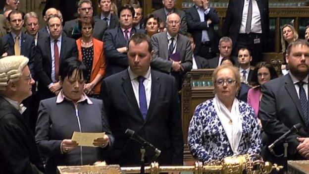 英下院批准脱欧法案 距启动程序一步之遥