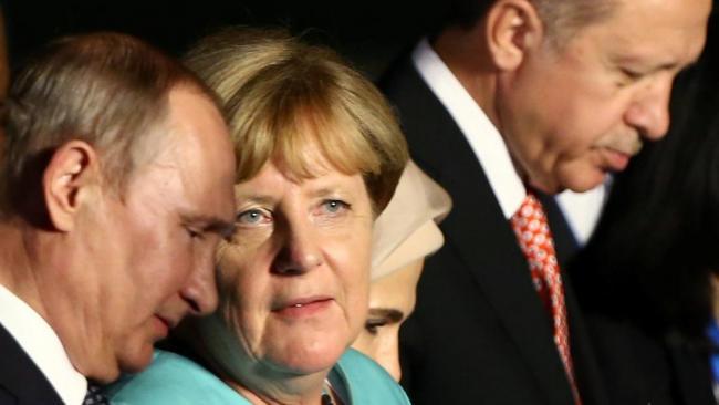 """德国怕听中国的话   被扣""""反美""""帽子"""